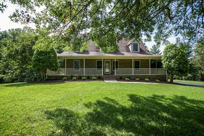 Robertson County Single Family Home For Sale: 504 Lakeside Drive