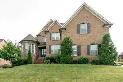 Williamson County Single Family Home For Sale: 2013 Brisbane Dr