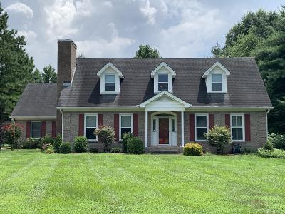 Franklin Single Family Home For Sale: 221 Greystone Dr