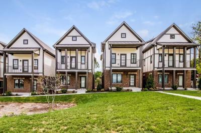 Nashville Rental For Rent: 1242 Hillwood Private Cove