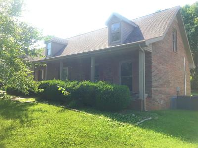 Clarksville Single Family Home For Sale: 264 Cheshire Rd