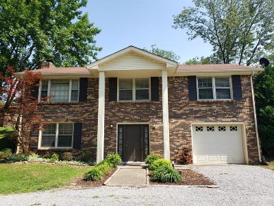 Clarksville Single Family Home For Sale: 340 Harold Dr NE