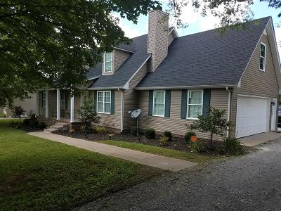 Rutherford County Single Family Home For Sale: 201 Brook Ct