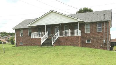 Davidson County Single Family Home For Sale: 732 Garrison Dr