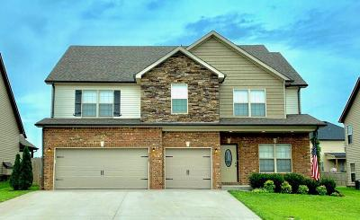 Clarksville TN Single Family Home For Sale: $265,000