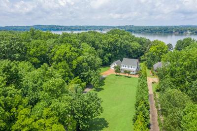 Mount Juliet Single Family Home For Sale: 3863 Saundersville Ferry Rd