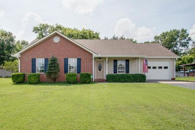 Single Family Home For Sale: 808 Blue Springs Dr