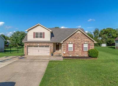 Clarksville Single Family Home For Sale: 1923 Needmore Rd