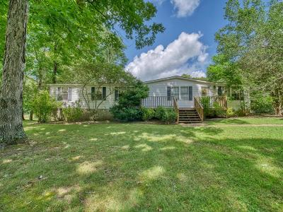 Kingston Springs Single Family Home Active Under Contract: 1221 Butterworth Rd
