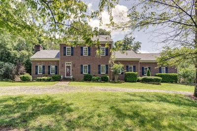 Columbia Single Family Home Active Under Contract: 3791 McCandless Rd