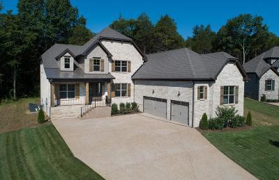 Lebanon Single Family Home For Sale: 113 Watermill Lane Lot 123