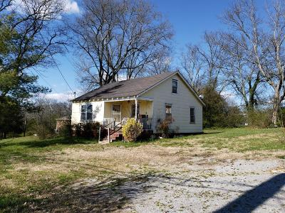 Antioch  Single Family Home For Sale: 3628 Murfreesboro Pike