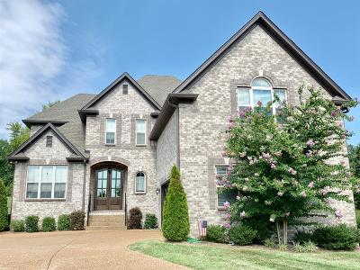 Sumner County Single Family Home For Sale: 1055 Five Coves Trce