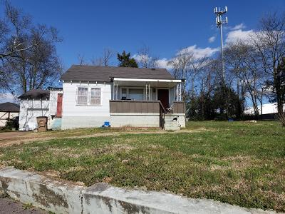 Antioch  Single Family Home For Sale: 3634 Murfreesboro Pike