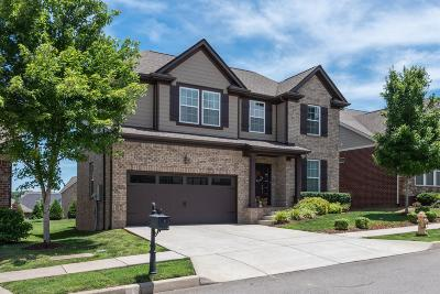 Williamson County Single Family Home For Sale: 2344 Redwood Trl