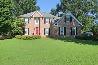 Montgomery Single Family Home For Sale: 2223 Roanoke Rd