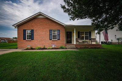 Montgomery Single Family Home For Sale: 213 Grassmire Dr