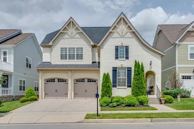 Williamson County Single Family Home For Sale: 1002 Swanson Ln