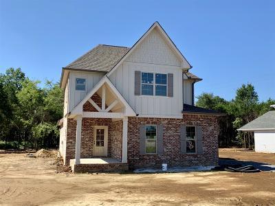 Lebanon Single Family Home For Sale: 130 Flat Woods Rd
