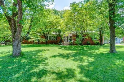 Murfreesboro Single Family Home For Sale: 1414 Parklawn Dr