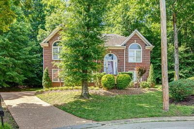 Hermitage Single Family Home For Sale: 409 Sunset Court