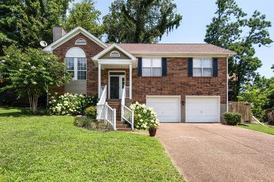 Antioch  Single Family Home For Sale: 1421 Hunters Branch Rd