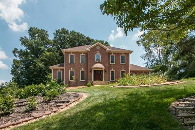 Montgomery Single Family Home For Sale: 435 Stonemeadow Rd