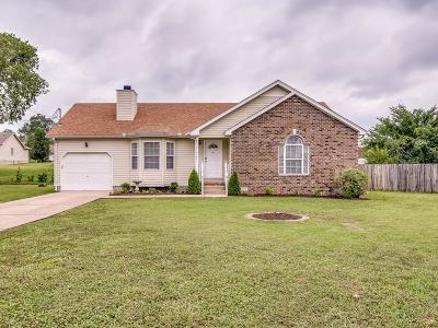 La Vergne Single Family Home For Sale: 707 Brook Valley Dr