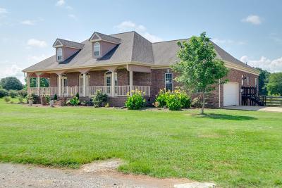 Lebanon Single Family Home For Sale: 2842 Vesta Rd