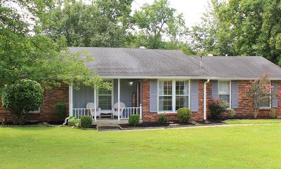 Hendersonville Single Family Home Active Under Contract: 129 Connie Dr