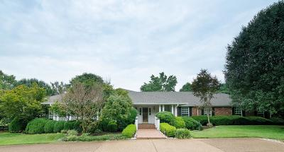 Franklin Single Family Home For Sale: 1371 Moran Rd