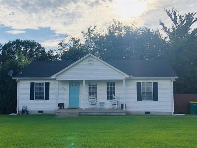 Marshall County Single Family Home Active Under Contract: 512 Chance Ave
