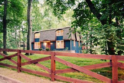 Clarksville Single Family Home For Sale: 2178 Crestwood Dr