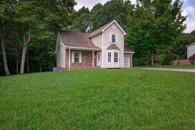 Clarksville Single Family Home For Sale: 1732 Longbow Ct