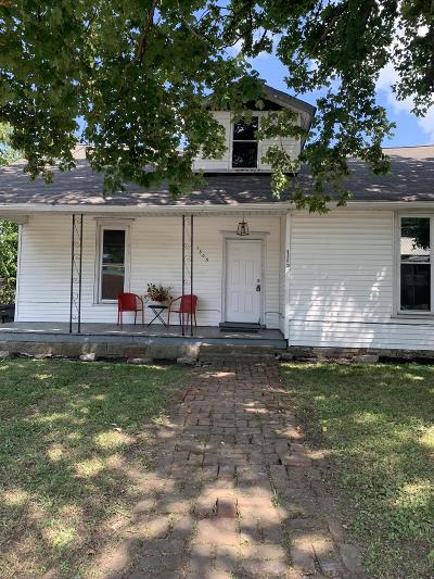 Maury County Single Family Home For Sale: 1305 S High St