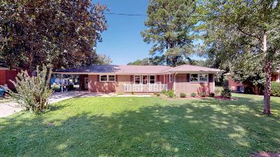 Huntland Single Family Home For Sale: 115 Smith St