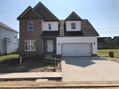 Clarksville Single Family Home For Sale: 320 Summerfield