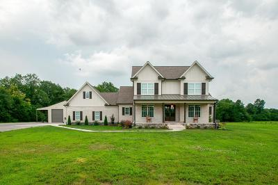 Lebanon Single Family Home For Sale: 11218 Stewarts Ferry Pike