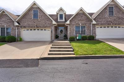 Clarksville Condo/Townhouse For Sale: 404 Country Club Ct #U-3