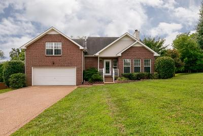 Sumner County Single Family Home For Sale: 141 Victoria Ln E