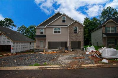 Clarksville Single Family Home For Sale: 359 West Creek Farms