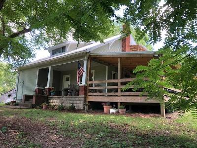 Sumner County Single Family Home For Sale: 3603 52e Hwy