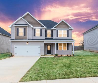 Clarksville Single Family Home For Sale: 406 West Creek Farms