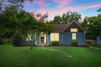 Nashville Single Family Home For Sale: 517 A Westboro Drive