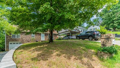 Clarksville TN Single Family Home For Sale: $145,500