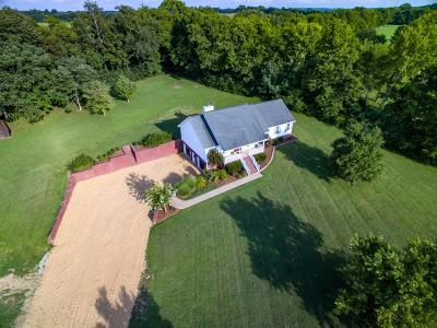 Columbia Single Family Home Active Under Contract: 1162 Carters Creek Pike