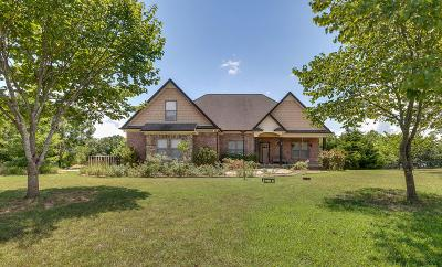 Dickson Single Family Home Active Under Contract: 1288 Harmon Springs Rd