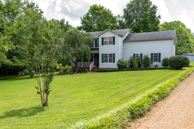 Thompsons Station Single Family Home For Sale: 2737 Village Dr