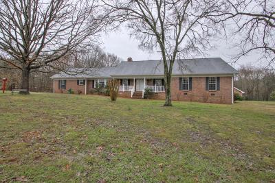 Mount Juliet Single Family Home For Sale: 2650 Harkreader Rd