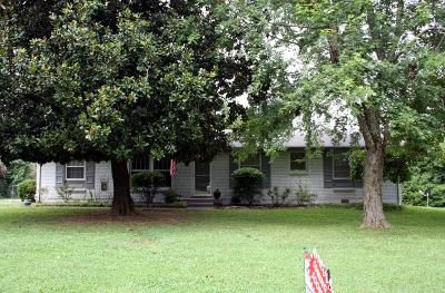 Hendersonville Single Family Home Active Under Contract: 119 Rebecca Dr